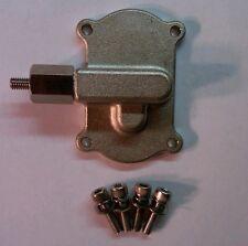 Exa-Pump® 10-40psi Adj Pressure Bypass Valve Add-On for Turbo Oil Pressure