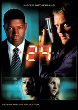 24 - SEASON 2 - ALL 24 EPISODES - NEW AND SEALED