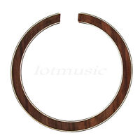 Acoustic Guitar Rosette Wood Inlay for Guitar Parts Replacement