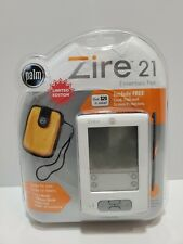 M5 Palm Zire 21 Handheld Palm Pilot PDA White 8MB Memory NEW Sealed