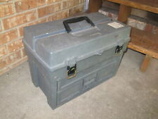 Plano Phantom Iii Pro Tackle Box ~ Very Large ~ Holds many large lures ~ Clean