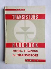 W.D. Bevitt, TRANSISTORS HANDBOOK, C.E.L.I., 1966