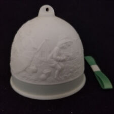 """Lladro """"Summer Bell 1992"""" #17614: Mint Condition in Box: Collector's Society"""