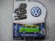 GREENLIGHT 1-64 SCALE V-DUB SERIES VW VOLKSWAGEN 1968 TYPE 2 T2 BUS