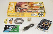 ASUS Extreme N6200GE/TD/128M NVIDIA GeForce 6200 128MB 128-bit PCIe x16 DVI VGA