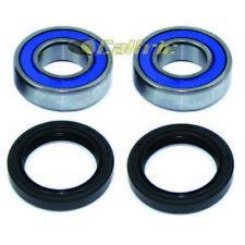 Front Wheel Ball Bearings Seals Kit Fits KAWASAKI VN800 Vulcan 800 Classic 96-05
