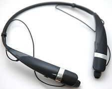 Original Lg Tone Pro Hbs-760 Wireless Headphones Black Bluetooth 4.1 Headset -B-