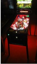 WALKING DEAD BIG BUCK HUNTER ROLLING STONES CSI Pinball Cabinet Light Mod RED