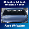 TOYOTA Windshield Sticker Decal Auto Car Vinyl Sticker Banner Decals