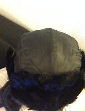 Neuf Homme Masque Bonnet Chapeau Hiver Vélo Cache Oreilles Fourrure