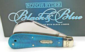 Rough & Ryder  Black & Blue Hawkbill
