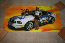 2006 Splitfire Spark Plug Girls Ford Mustang Grand Am poster