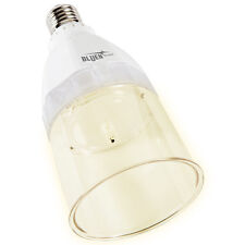 Anion LED Bulb with Built-In Air Purifier, 4-Watt (40W Replacement), yellow
