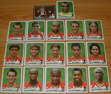 UEFA FOOTBALL CHAMPIONS LEAGUE 2005-2006 PSV EINDHOVEN COMPLET EUROPE NEDERLAND