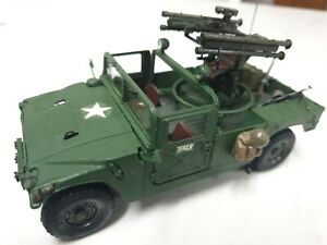 US army stinger hummer, scale 1/35