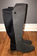 Louise Et Cie Boots Suede Knee Hi EU39 US8.5 Grey NWOB