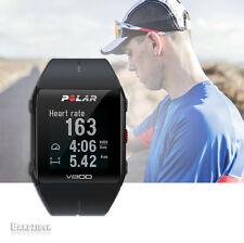 Polar V800 GPS Triathlon Multi Sports Cycling Running Fintess Swim Watch Black
