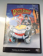 "DVD ""CHI HA INCASTRATO ROGER RABBIT"" ROBERT ZEMECKIS -  A8"