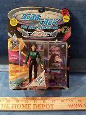 "1994 Star Trek Tng Playmates 5"" Lt. Cmdr Deanna Troi Figure - New"