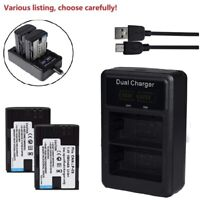 battery or charger for CANON LP-E6NH EOS R5 R6 MIRRORLESS DIGITAL CAMERA LPE6NH