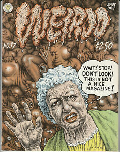 Underground Comic: Weirdo #17 Last Gap 1986 R Crumb