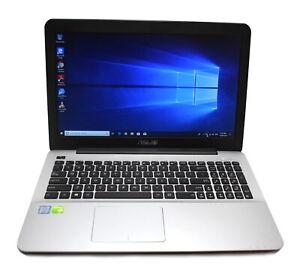 ASUS F555U 15.6 inch LED HD LAPTOP I5-6200U 8GB RAM 1TB HDD DUAL GFX WIN 10 HOME