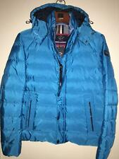NEW Paul & Shark Yachting Jacket  BLUE COMPETITION Real Feather  M