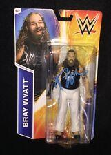 BRAY WYATT SIGNED WWE FIGURE #26