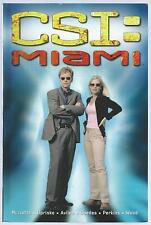 CSI: Miami Titan Books 2005 First Edition TV Tie-In Graphic Novel Good Condition