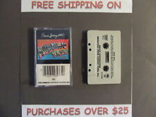 BRUCE SPRINGSTEEN GREETINGS FROM ASBURY PARK DEBUT CASSETTE BLINDED BY THE LIGHT