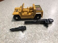 Transformers G1 100% Complete Swindle Combaticons Bruticus Hasbro 1986 w/ Guns