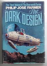 The Dark Design by Philip Jose Farmer (First Edition) Signed