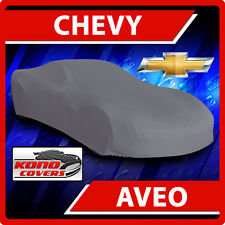 [CHEVY AVEO] CAR COVER - Ultimate Full Custom-Fit All Weather Protection