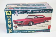 Vintage Car Model AMT 63 Hardtop Three-In-One 1/25