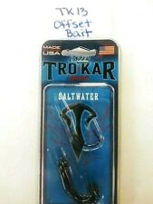 TROKAR EAGLE CLAW LAZER TK13 OFFSET BAIT HOOK -LAZER SHARP - VERY STRONG