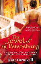 The Jewel of St Petersburg by Kate Furnivall (Paperback, 2010)