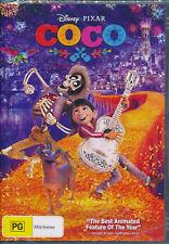 Coco DVD NEW Region 4 Disney Pixar
