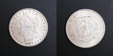 1879-D MORGAN SILVER DOLLAR
