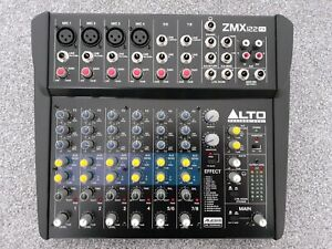 ALTO ZMX 122 FX 8 Channel mixer