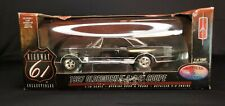 Highway 61 1967 Oldsmobile 4-4-2 Coupe 1:18 Scale - 1 Of 1002 Black