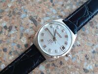 Vintage Citizen Compact 17 Jewels Automatic April 1969 4-540034K