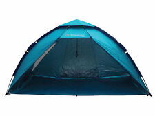 LARGE AQUA SHELTA SUPER UV PROTECTOR Pop-Up Beach Shelter Shade Sun Tent