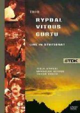 TRIO RYPDALE VITOUS GURTU - LIVE IN STUTTGART  DVD