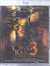 BLU-RAY:  ONG BAK 3.....TONY JAA-PRIMRATA DET-UDOM.......NEW