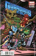 Guardians of the Galaxy #11.NOW Marvel Comics 2014 Chris Samnee 1:25 Variant