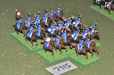 20mm napoleonic french 20 cavalry plastic (7915) painted