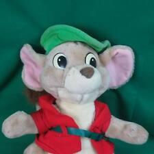 Vtg Disney Rescuers Down Under Kangaroo Rat Jake Plush Australian Stuffed Animal