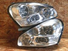 2001 2010 JDM NISSAN CIMA F50 INFINITI Q45 V8 KOUKI 8PROJECTOR HID HEADLIGHT OEM