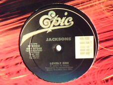 "JACKSONS Lovely one 12"" USA MICHAEL JACKSON JERMAINE COME NUOVO LIKE NEW!!!"