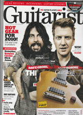 Guitarist Monthly Music, Dance & Theatre Magazines